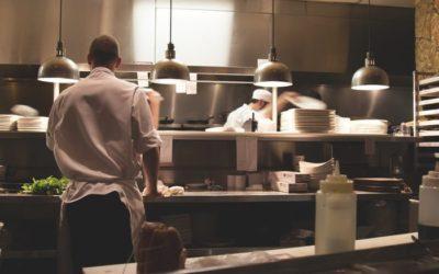 ¡Vuelta al cole culinaria para los foodies conocedores!